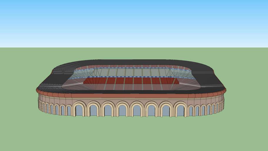 Monaco-like stadium #2