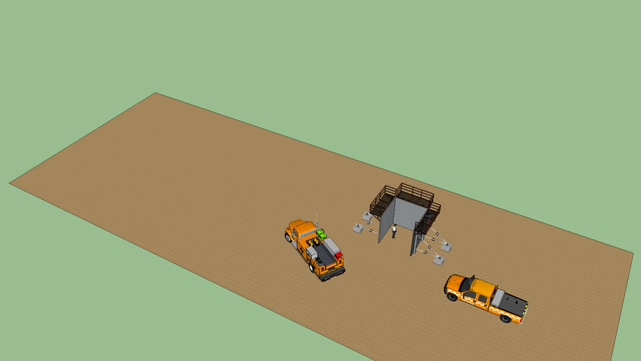 Concret forming crew