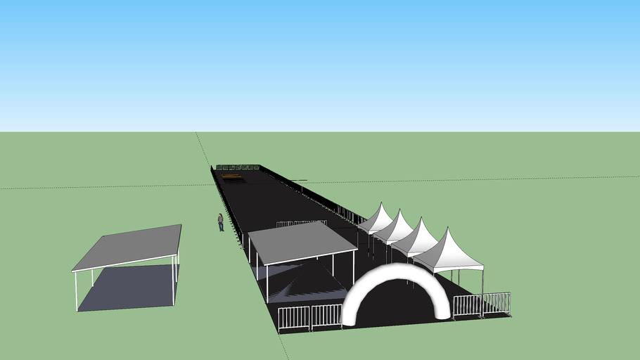tenda 10x5