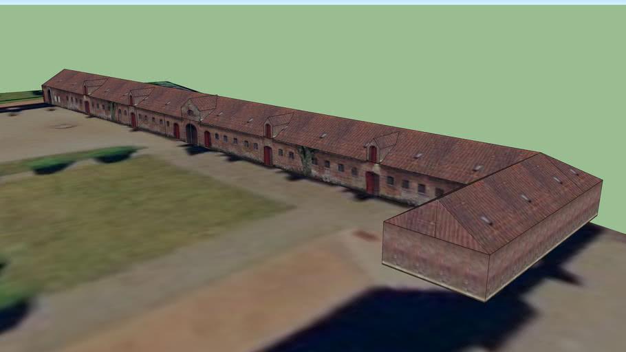 Bidstrup Mannor House - Right barn 2