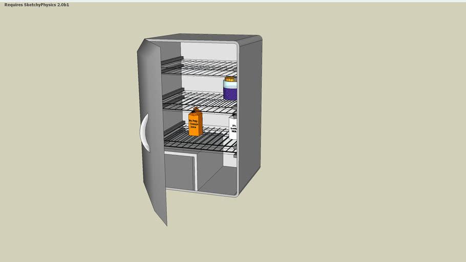 AWESOME Refrigerator!
