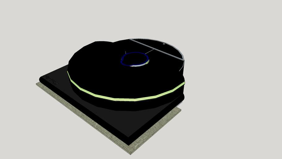 Swift Clean Vaccum Robot