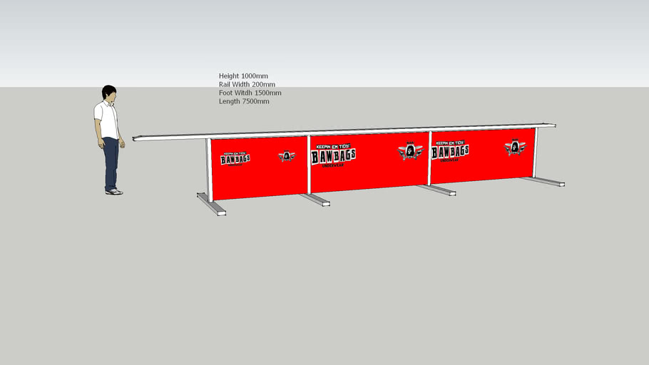Rail design 2