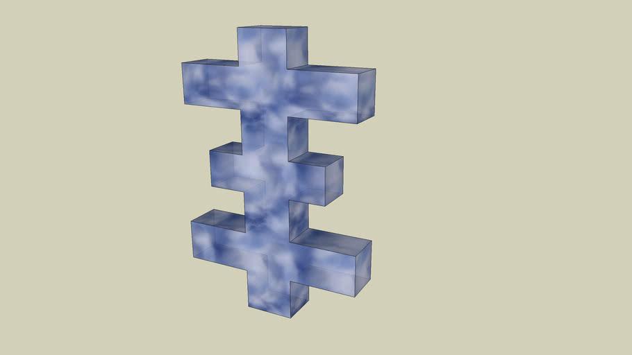 Psychic Cross