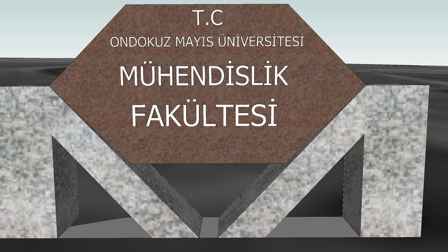 19 Mayıs Üniversitesi Mühendislik Fakültesi M Harfi