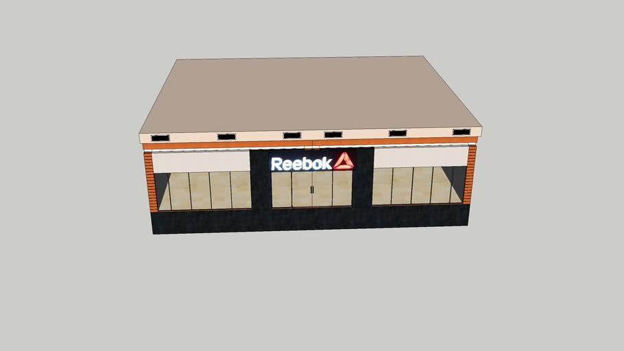 Local de Reebok de Galerías Saltillo