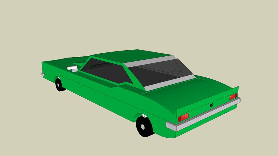 1970 Chevrolet Camaro Super Sport 2-Door Coupe