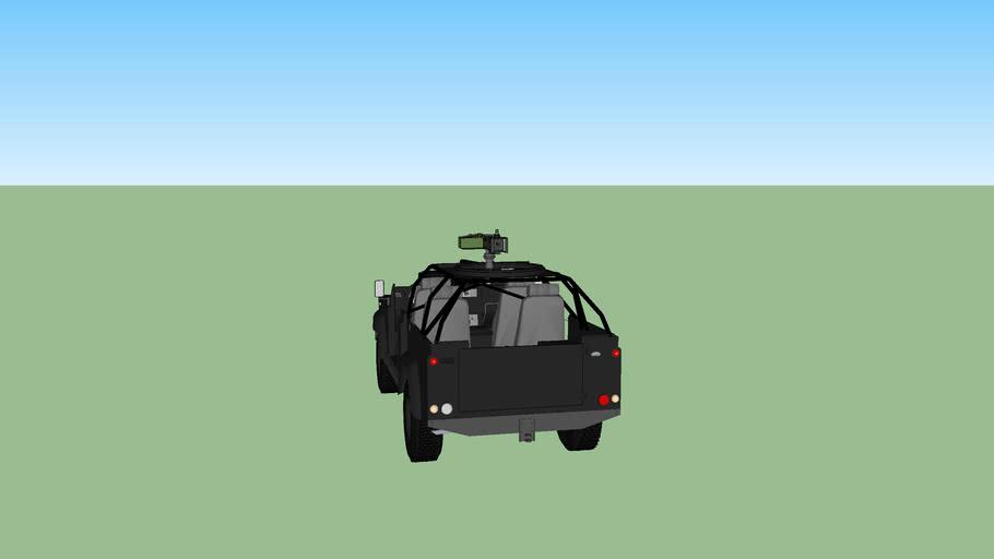 RSOV (Ranger Special Operation Vehicle