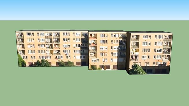 Bâtiment situé Budapest, Hongrie