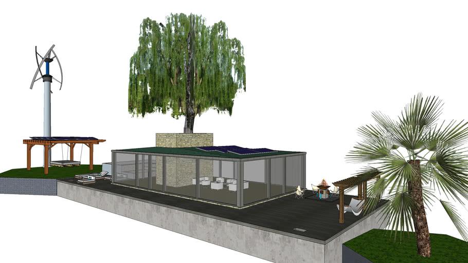 Floating House 2