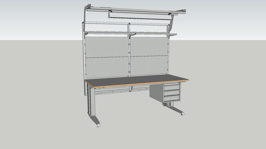 SSG Table 400 Combination 5 manual   Item No. 202430-05