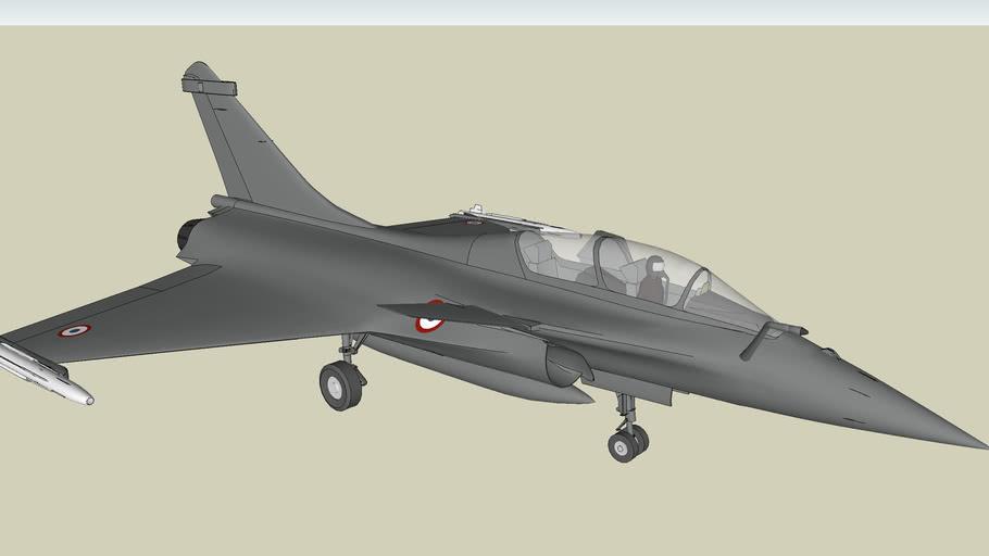Dassault RAFALE B (biplace)