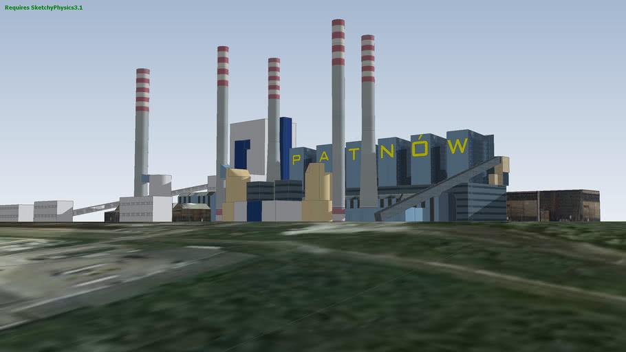 """Elektrownia """"Pątnów"""""""
