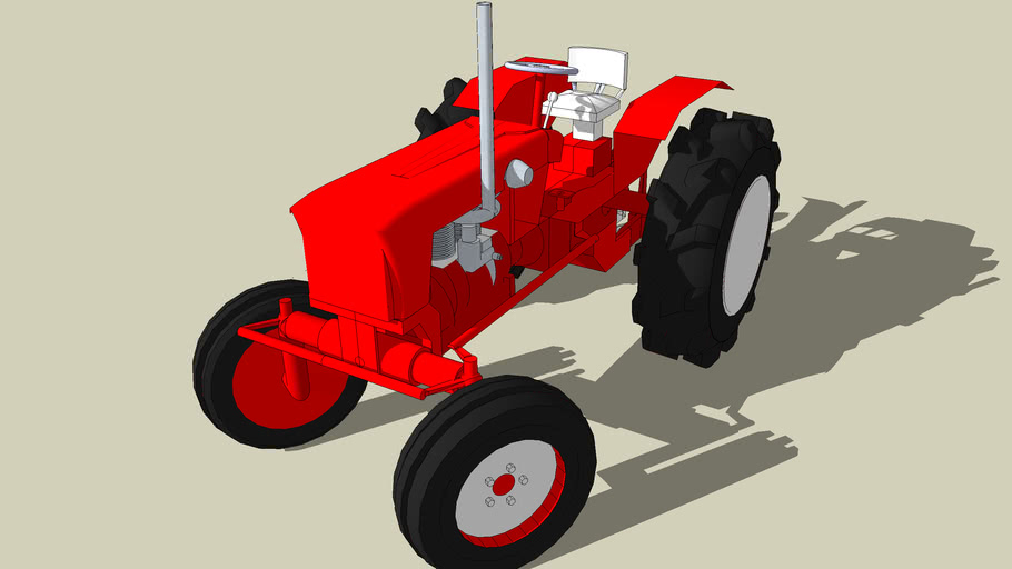 tractor t25