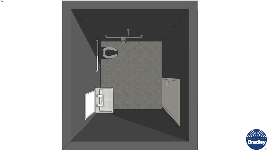 ADA Single Toilet Room