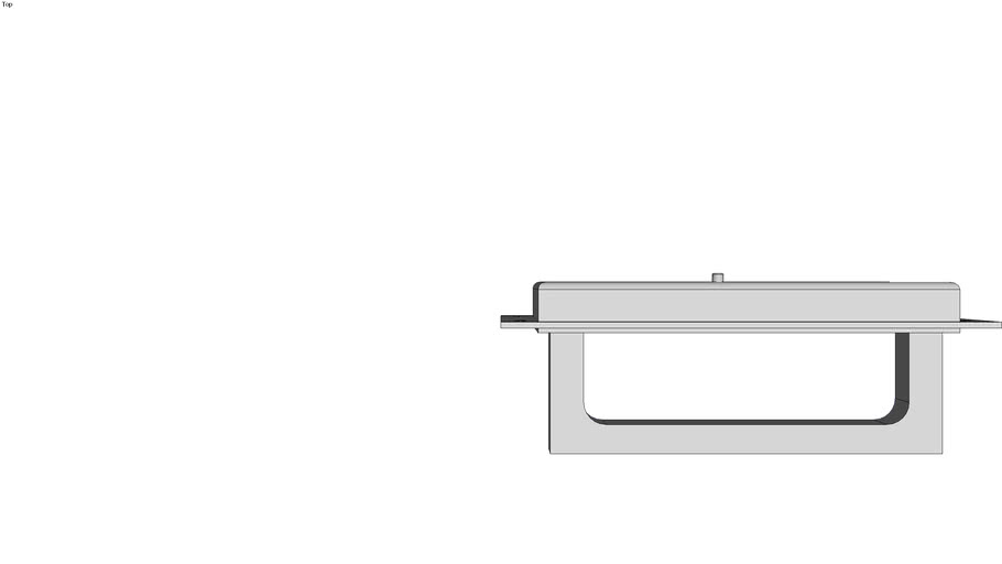 Folding Tray Handles