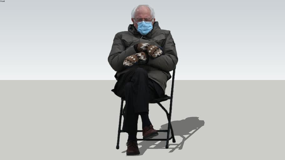Bernie_ Mittens