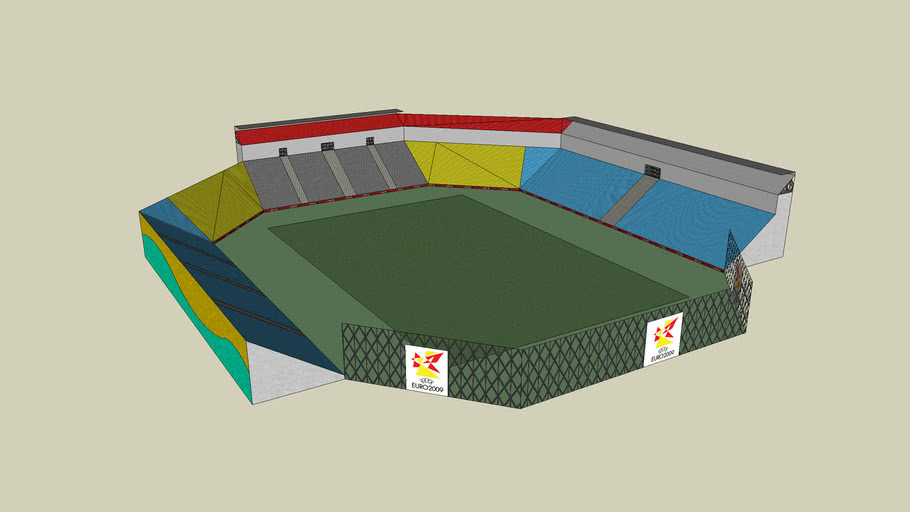 Estadio de La Tormenta (norte) jaboenera