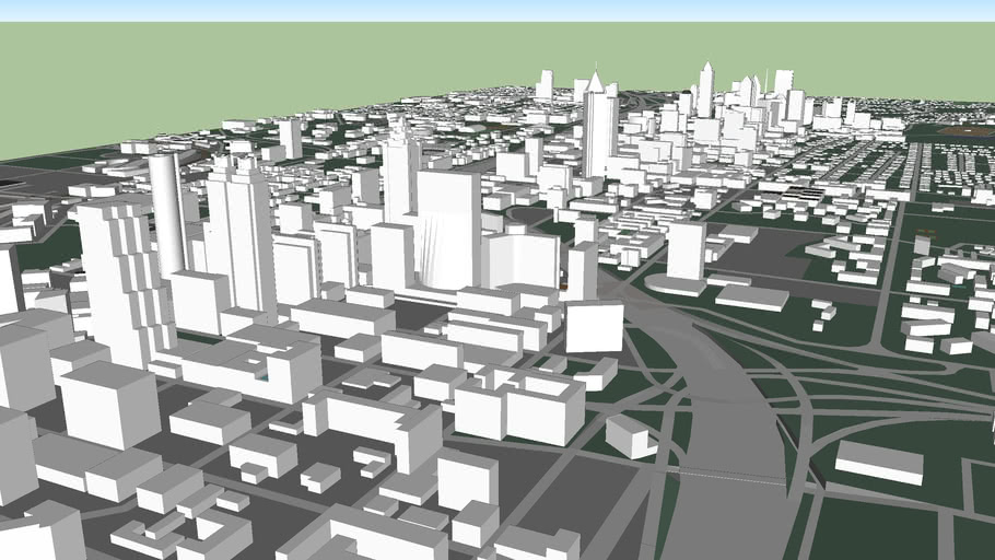 Atlanta City Model