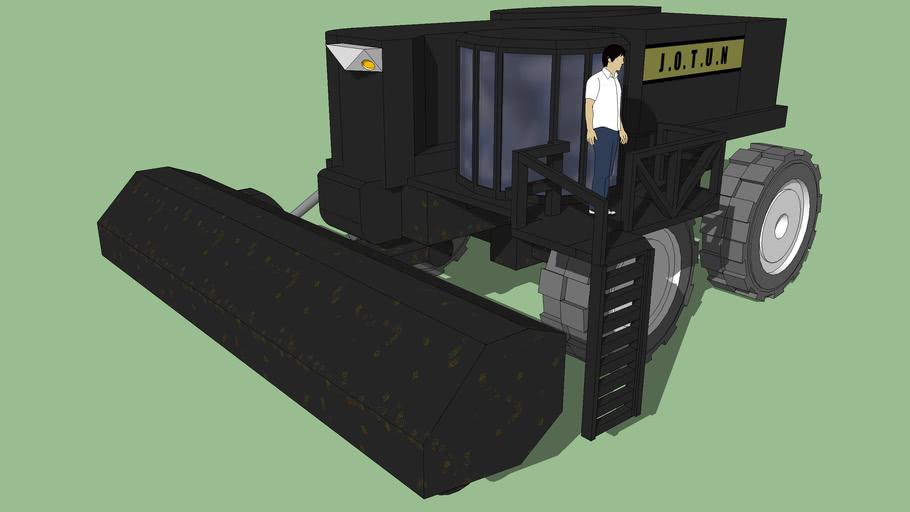JOTUN (concept) Harvester