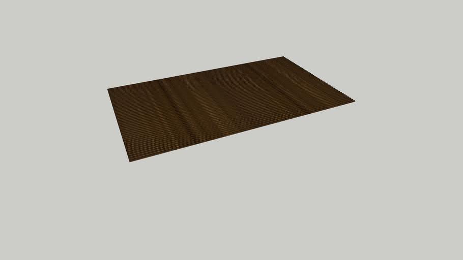 Slat Wood Wall Pannel