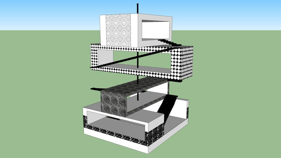 Final Model (SketchUp)