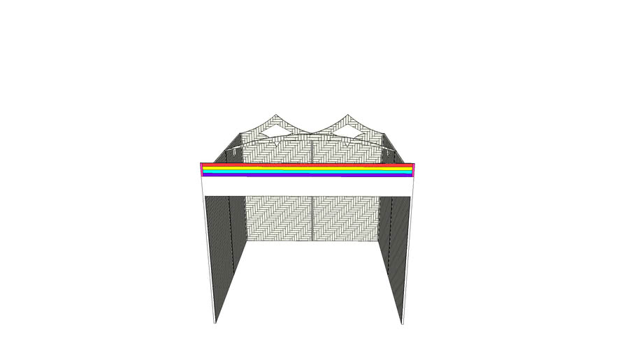 室內造型攤位 (二)