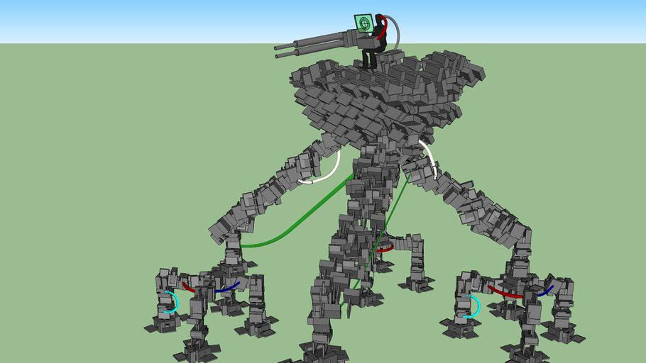 Computer robot