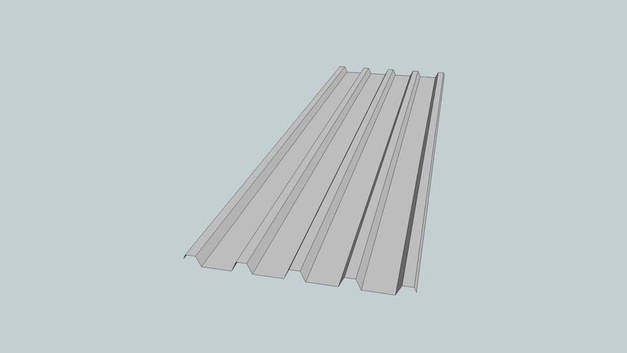 IBR Roof Sheet