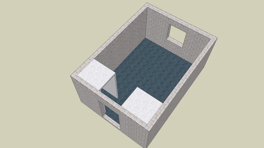 College of Wooster Stevenson Dorm Room