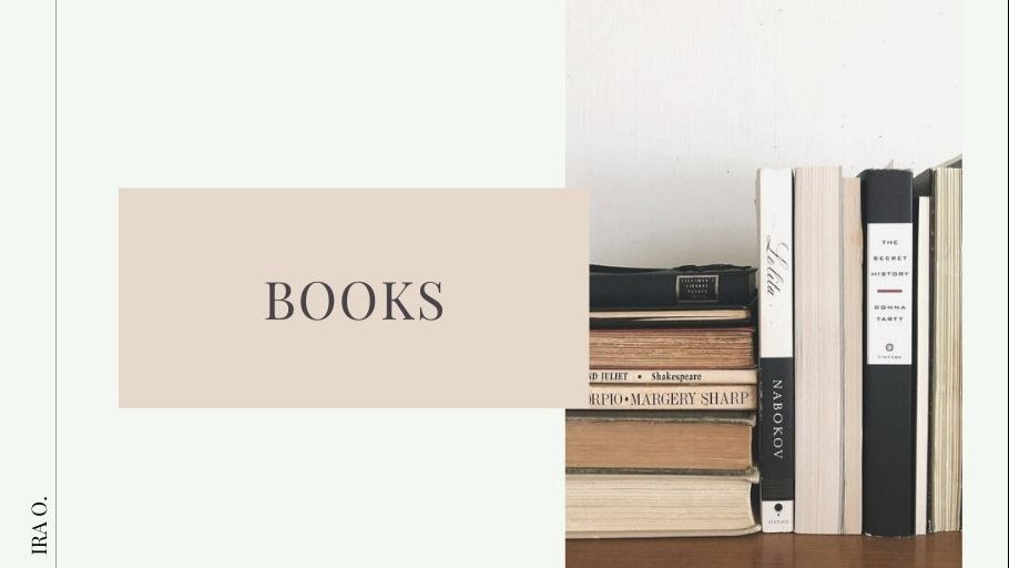 DECOR | Books