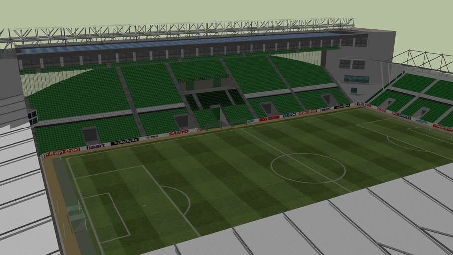 New main stand for Plymouth Argyle