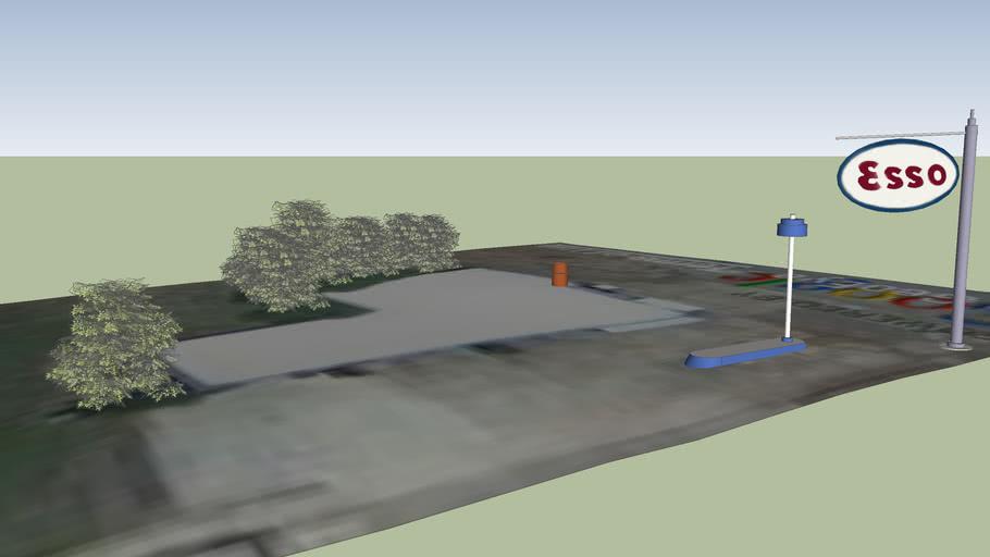 Extra Components for Denton Esso Model