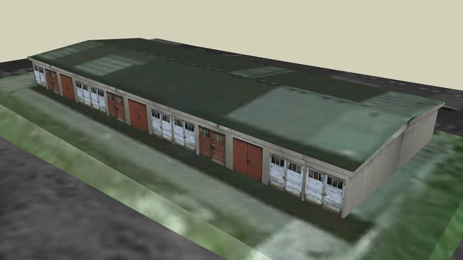 Garaż  Olsztyn 2
