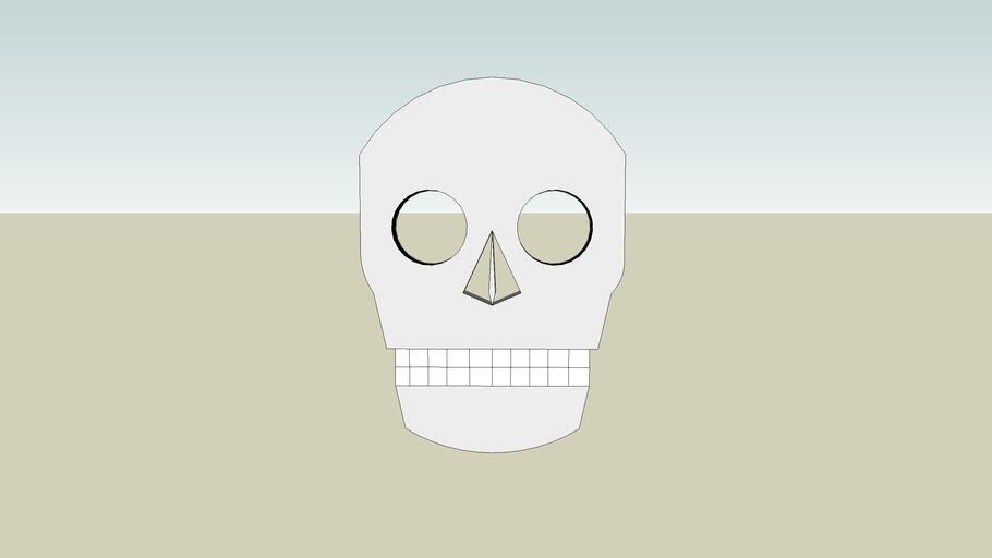 skull 2d