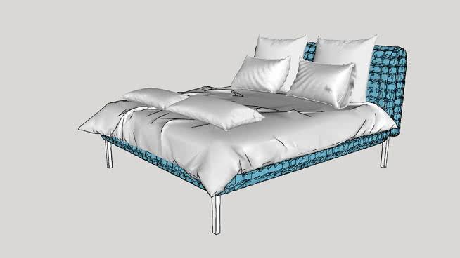 床組 bed