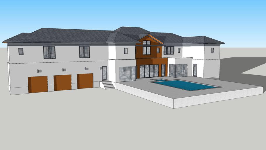 Patel Residence - Monochromatic Scheme2