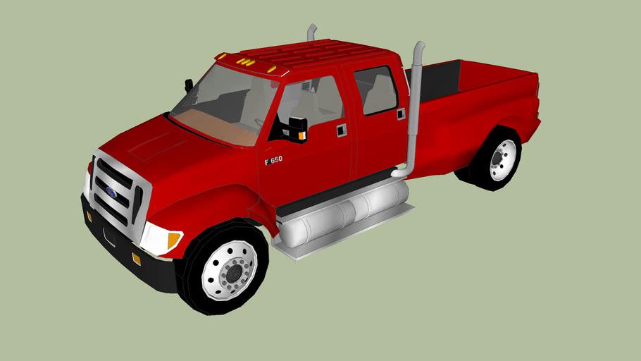 F650 Pickup truck
