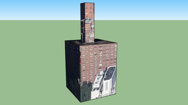 Building in New York, NY, USA