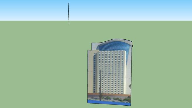 Morongo Casino Resort and Spa 2D Model