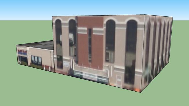 Edificio Central Computer, San José