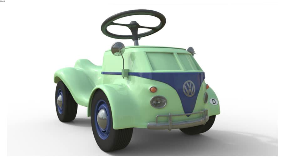 German Bobby Car