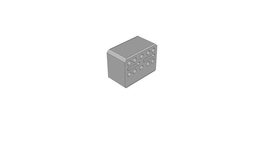 Magnet for BTL A1