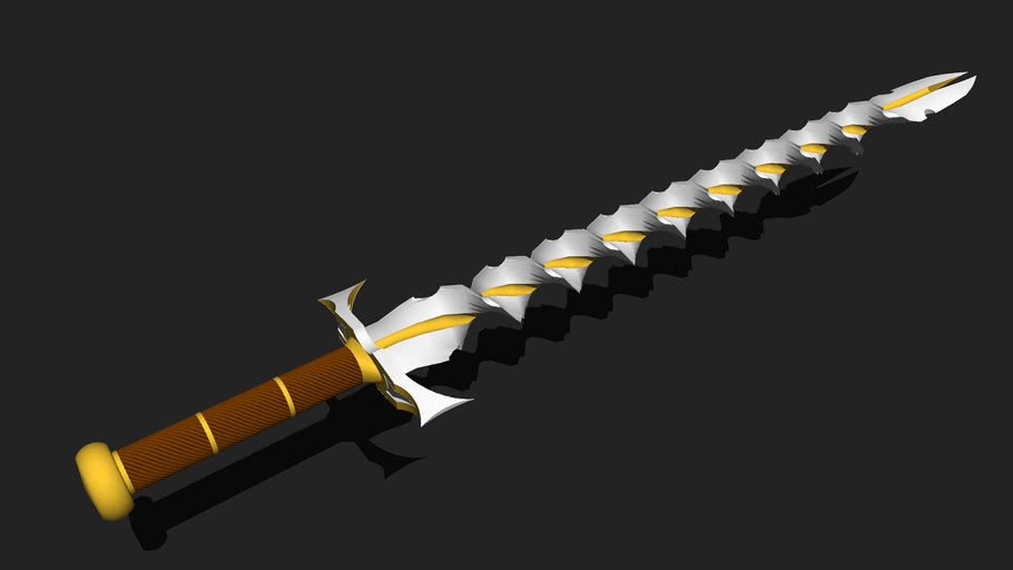 Deadly sword