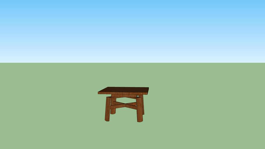 Table Bernini 115x115