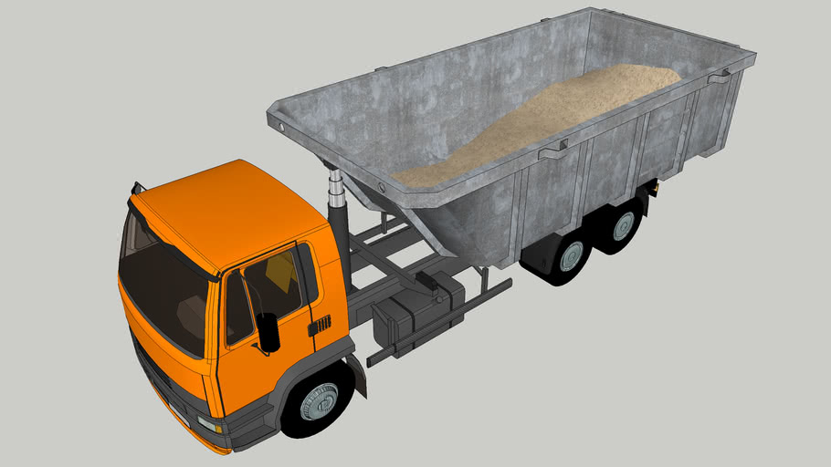 damper truck