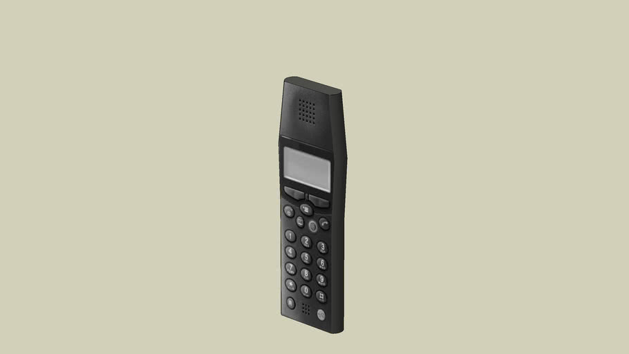 siemens 330C wireless phone