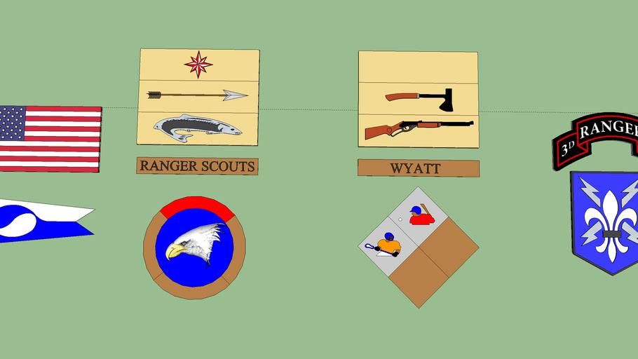 Ranger Scouts