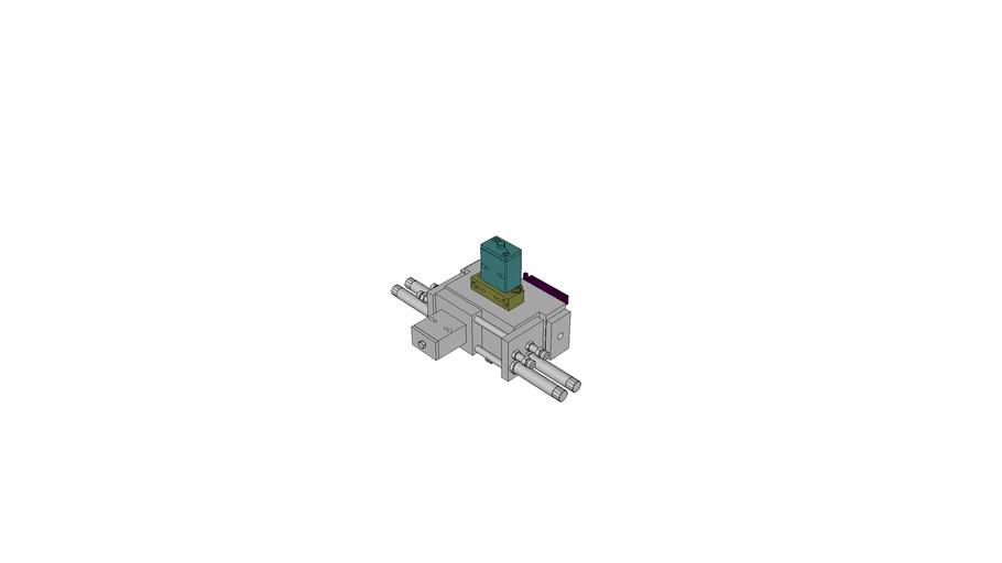 Rotary gripper modules GMK 20/K / RM 25