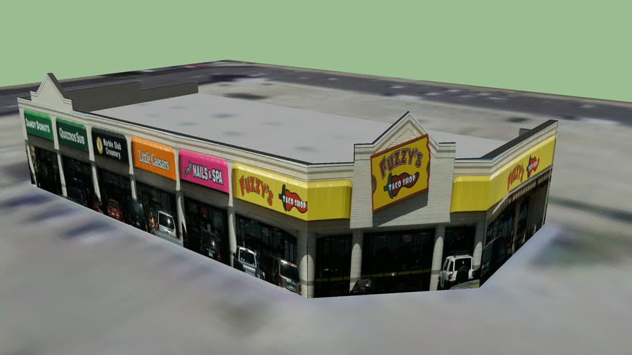 State Line Shopping Center